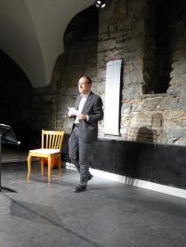 Mittwoch, 06.04.2016 - ZEITGESPRÄCHE - P. Dr. Christian M. Rutishauser SJ