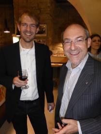 Mittwoch, 06.04.2016 - ZEITGESPRÄCHE - PD Dr. Dr. Norman Sieroka und P. Dr. Christian M. Rutishauser SJ