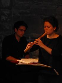 Samstag, 09.04.2016 - AUS DER ZEIT GEFALLEN - Sophia Rieth und Jonas Gassmann